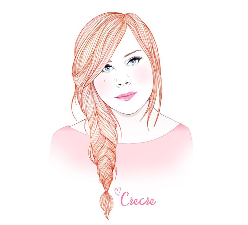illustration-pauline-blog-banniere-rose-strange-red-haired