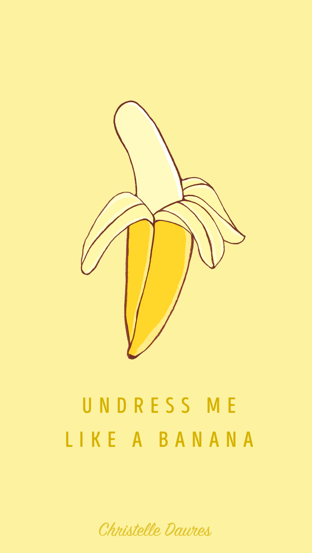 iphone5-undress-me-like-a-banana-wallpaper-fond-ecran-dessin-pins