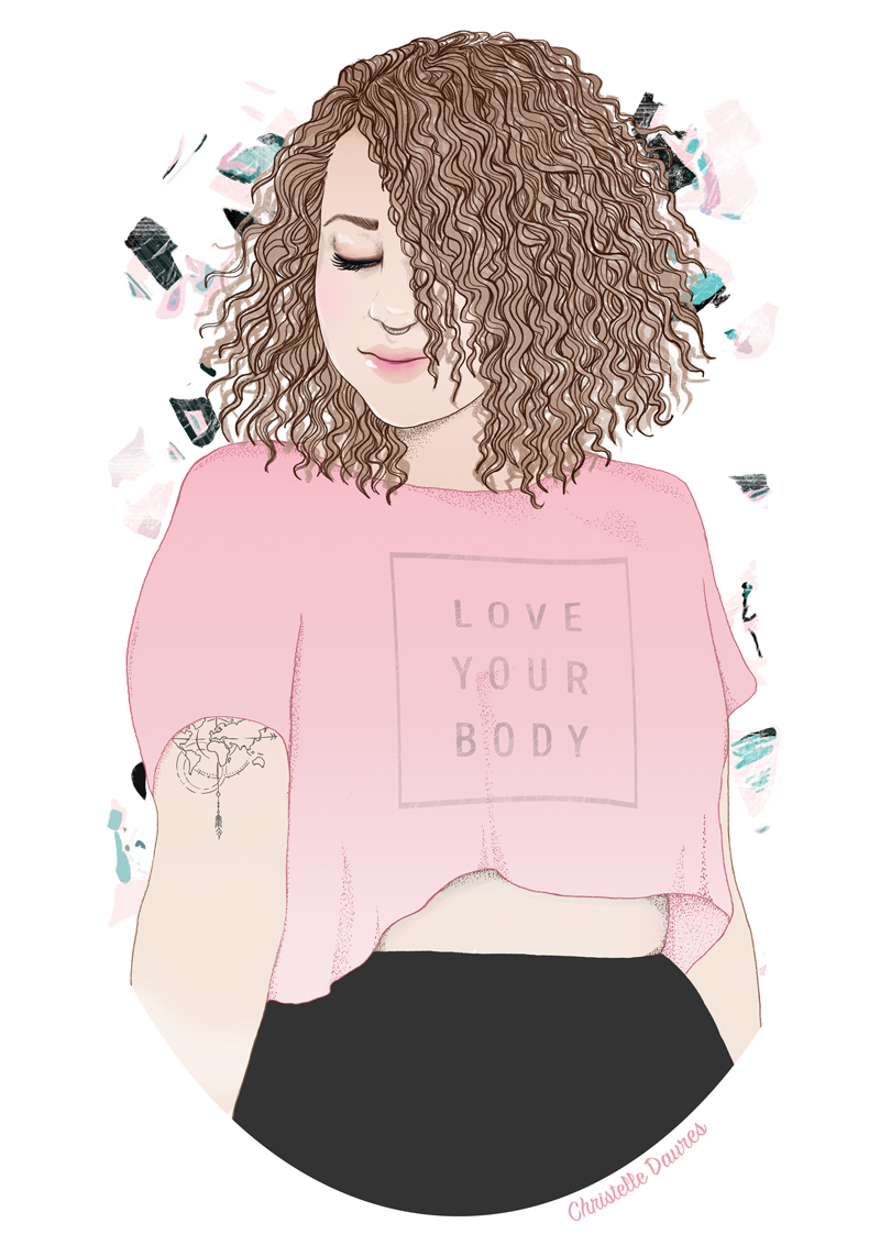 illustration-curvy-girl