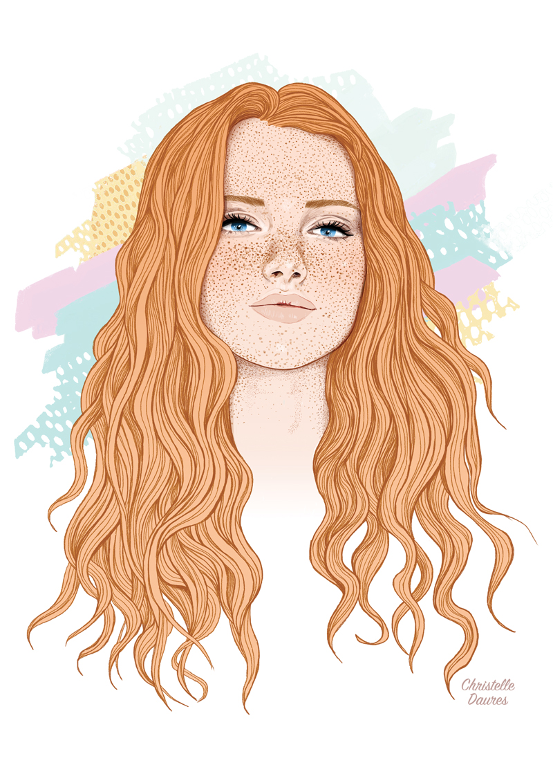 illustration-red-hair